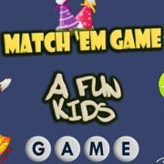 IOS Match Game